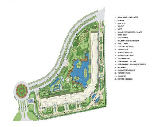 dlf camellias sector 42 gurgaon