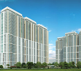 dlf the crest Sector 42 gurgaon