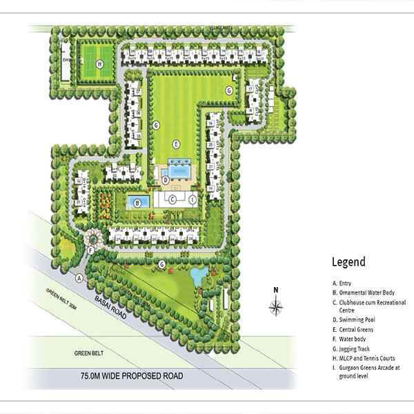 emaar the privilege sector 102 gurgaon