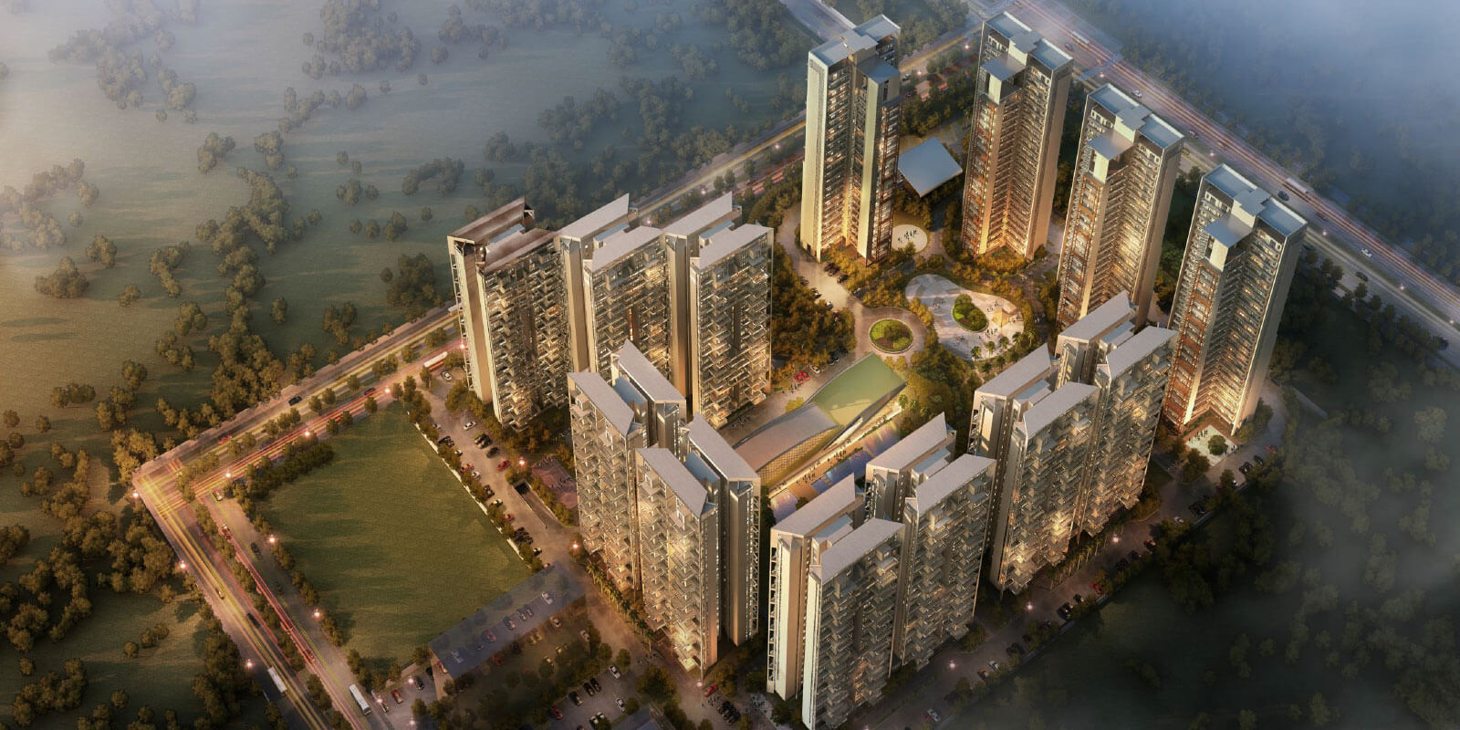 godrej nature plus the apartments south of gurgaon