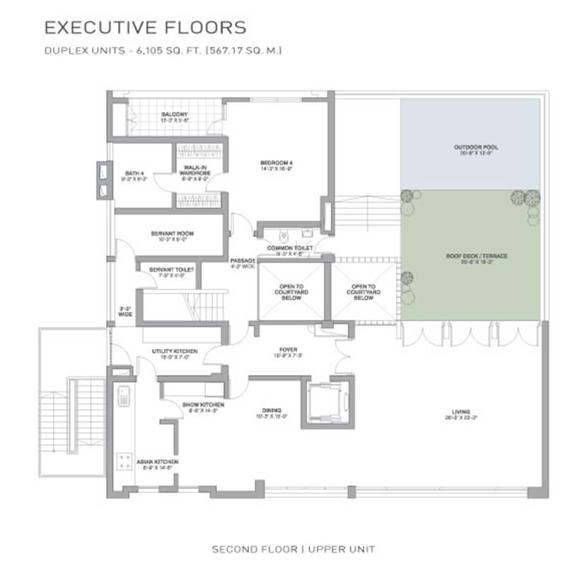 tata primanti floor plan