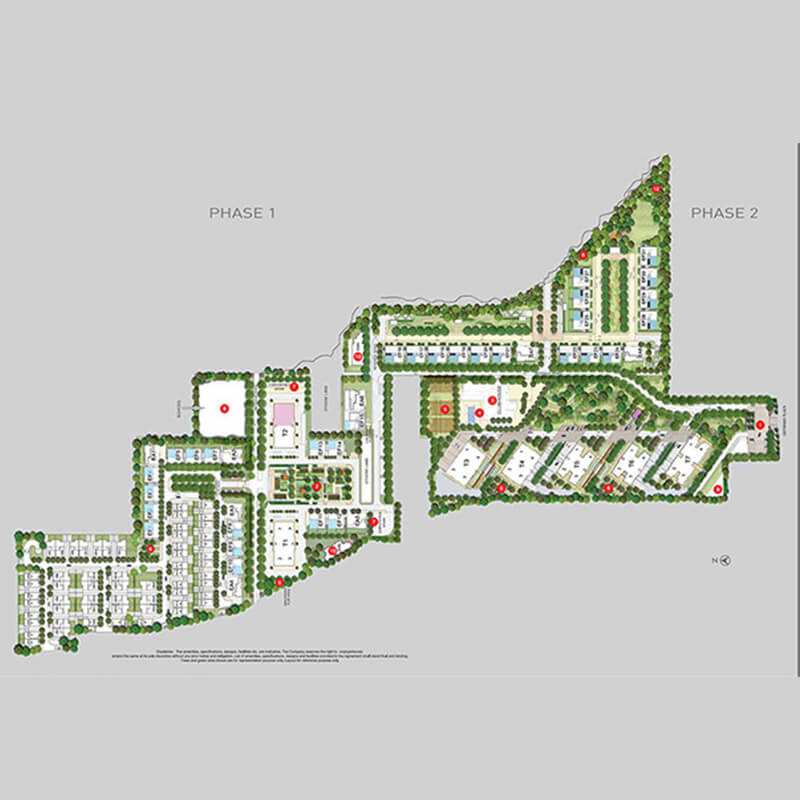 tata primanti site plan gurgaon