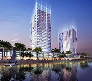 damac prive apartments price dubai uae