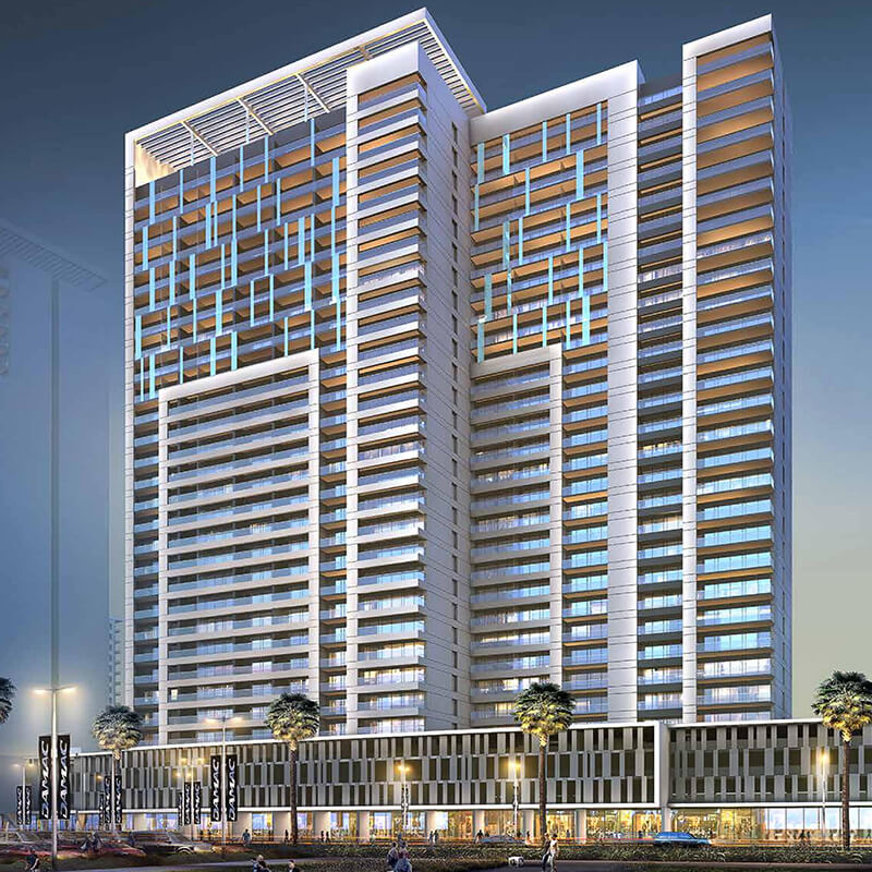 damac reva residences dubai uae apartments price